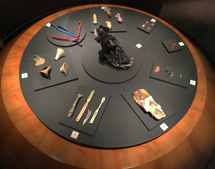 Artefacts from the Anthropocene